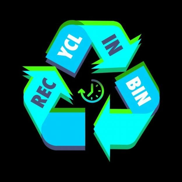 Therecyclinbin