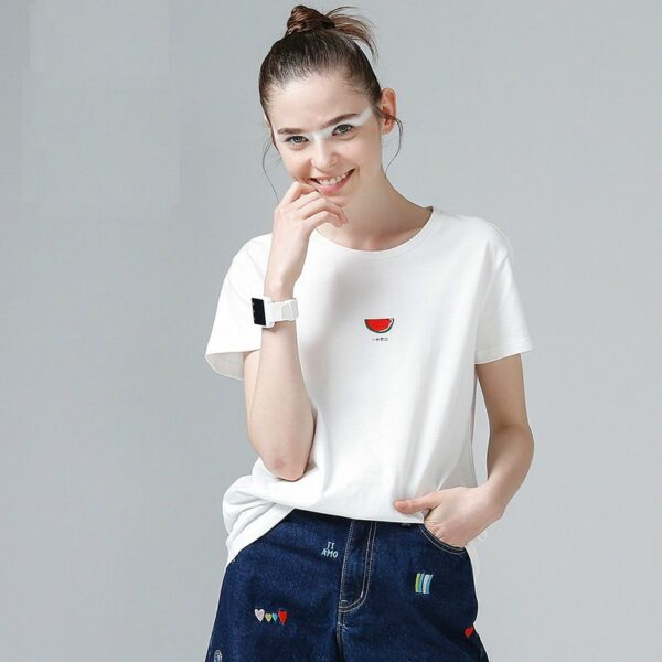 t shirt with fruit