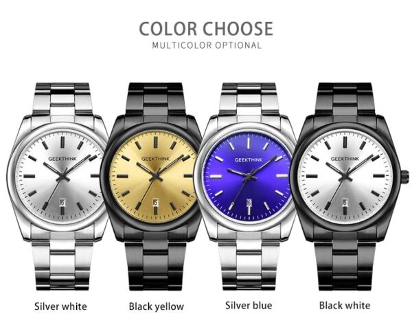 Cheap Luxury Mens Watches - Wrist Casual Affordable Watches For Men