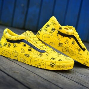 yellow-peanuts-vans-cartoon-vans-low-top