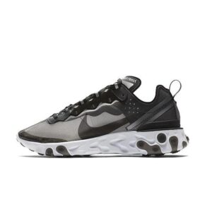 nike react ELEMENT 87 mens sneakers (GREY)