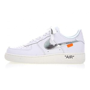 niek air force x off white white low