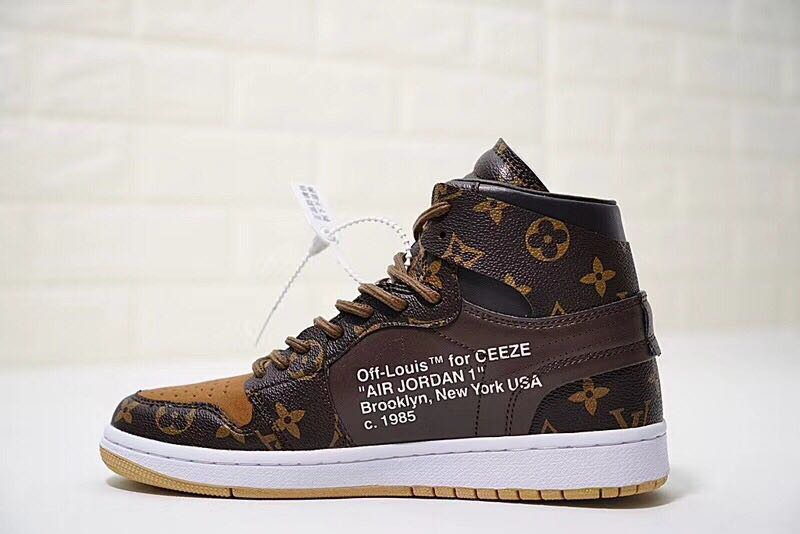 louis vuitton jordan 1