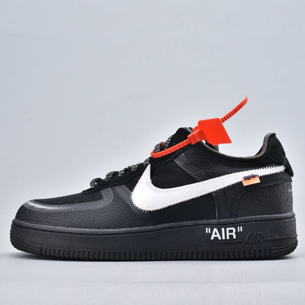 Nike Air Force 1 Low OFF WHITE-BLack