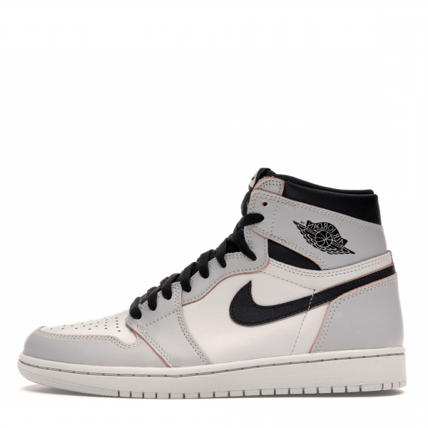 Nike Air Jordan nyc to paris - AJ1 - Grey 1
