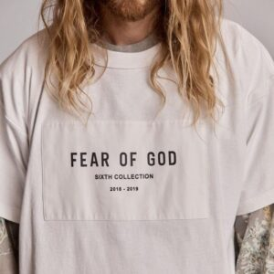 fear of god t shirts
