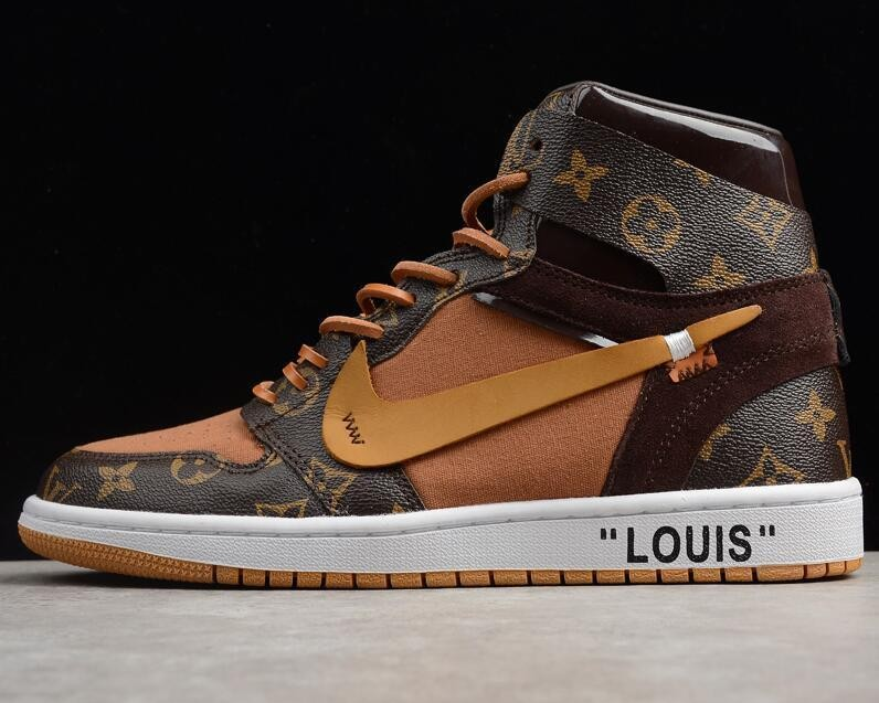 louis vuitton nike shoes