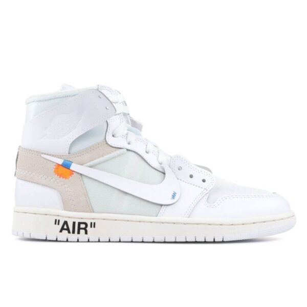 off white nike air jordan 1