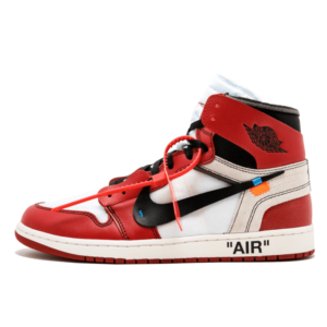 jordan 1 off white chicago