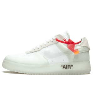 off white air force ones