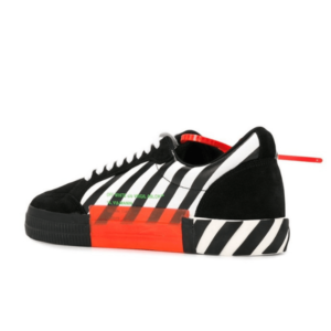 off white shoes side stripes