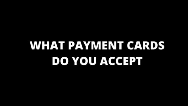 accepted payment cards at forstep style